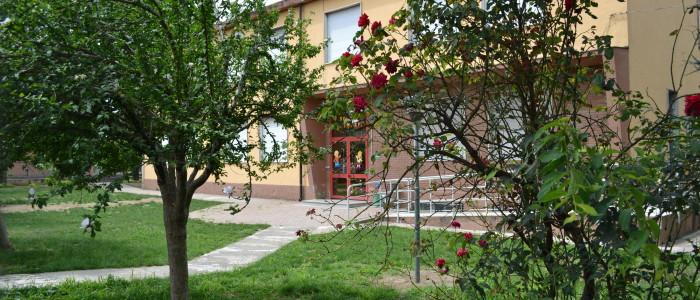 Giardino della Scuola Primaria di Cascine