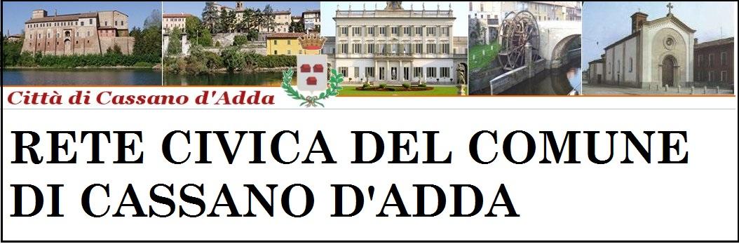 Link esterno al sito del Comune di Cassano d'Adda