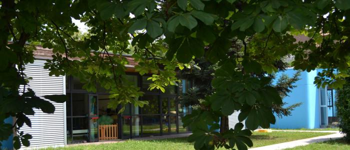 Scuola dell'Infanzia di Groppello, veduta esterna