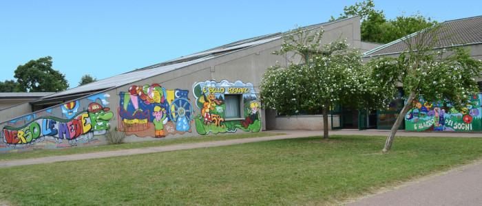Scuola Primaria Guarnazzola, veduta esterna