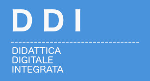 Link alla pagina DIDATTICA DIGITALE INTEGRATA